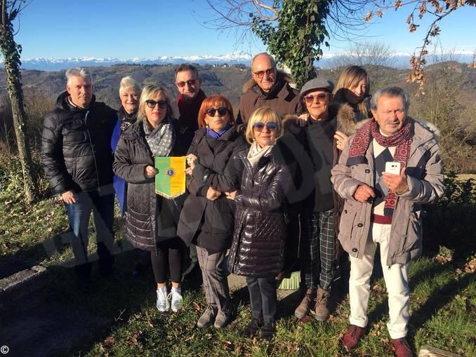 Lions club di Cortemilia e Sant'Arcangelo di Romagna