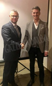 Denis Martini è il nuovo presidente del club dirigenti maketing di Confindustria Cuneo