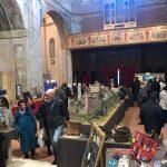 Oltre 1.700 visitatori in un giorno per l'esposizione dei presepi in San Giuseppe