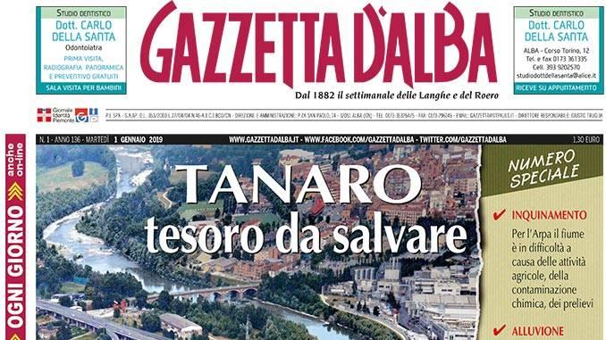 La copertina di Gazzetta in edicola mercoledì 2 gennaio