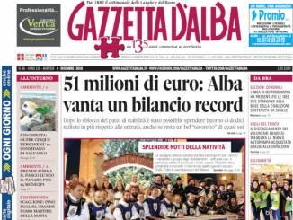 La copertina di Gazzetta in edicola martedì 4 dicembre 1