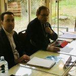 Asti-Cuneo: presentata a Bra la petizione di Roberto Russo e Mino Giachino.
