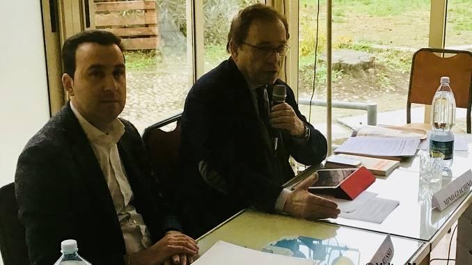 Presentata a Bra la petizione di Roberto Russo e Mino Giachino.