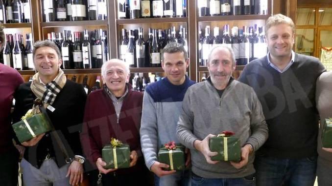 Silva Team Spa premia i dipendenti che hanno raggiunto i 25 anni di lavoro