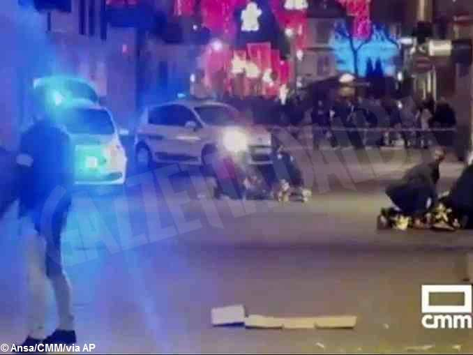 Attentato a Strasburgo: la testimonianza dell'europarlamentare Alberto Cirio