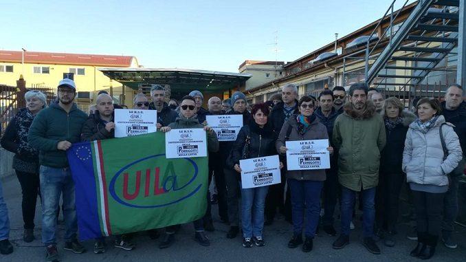 Le Rsu Uila della Ferrero a fianco dei lavoratori Pernigotti