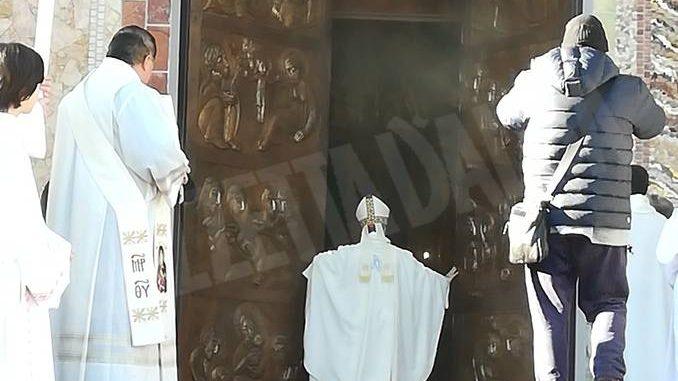 Madonna dei fiori di Bra, benedetto il nuovo portale 2