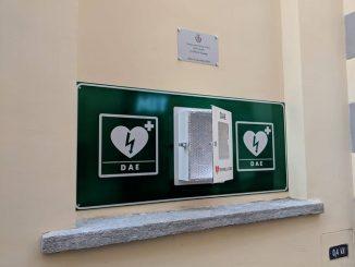Rubato ad Alba il nuovo defibrillatore donato da Langa Group
