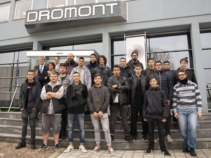 dromont visita pmi day 6
