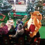 Inaugurato il villaggio di Natale Egea in piazza Ferrero da Alba