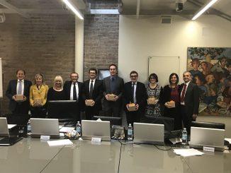 Premiati i dipendenti di Banca d'Alba per 25 anni di lavoro