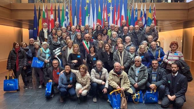 Strasburgo: una comitiva di Castagnito ha lasciato la città poche ore prima dell'attentato