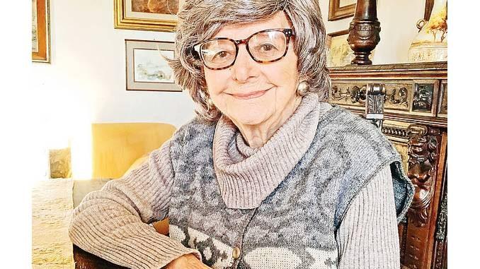 Lina Ferrero: il teatro mi ha allungato la vita