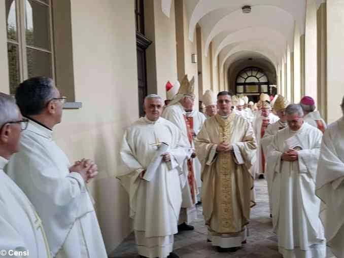 Nel telegramma del Papa riconoscenza per il neovescovo Marco Mellino 2