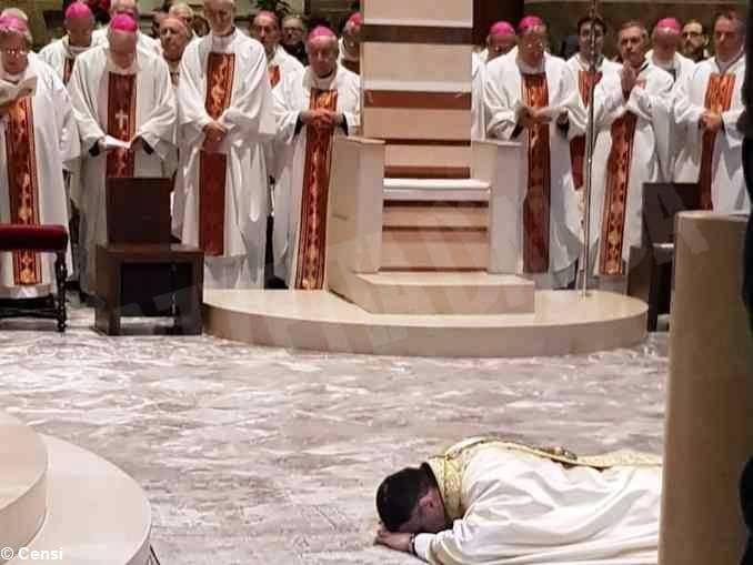Nel telegramma del Papa riconoscenza per il neovescovo Marco Mellino 3