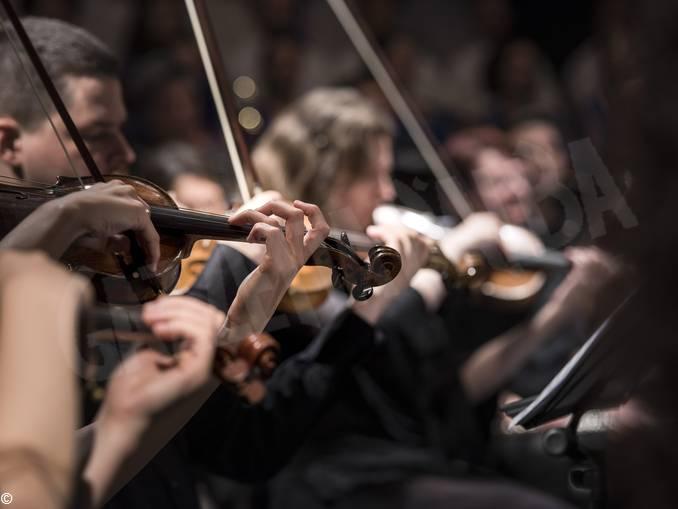 musica classica archi
