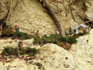 Presepi nel bosco a Saliceto di Pocapaglia