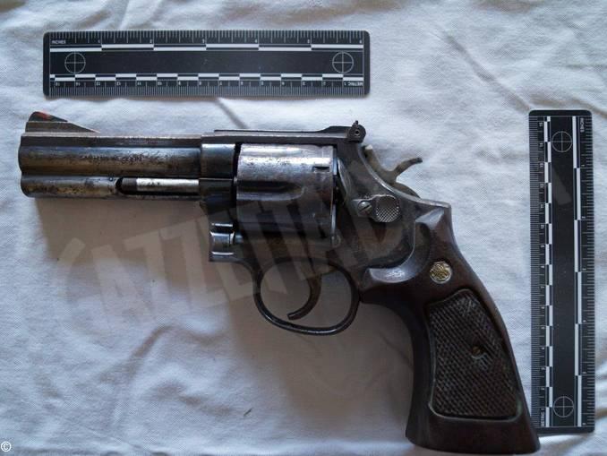 pistola sequestrata 1
