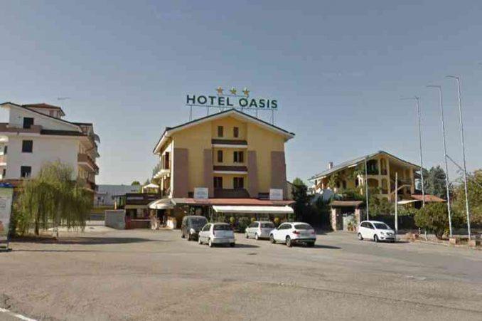 Migranti: chiuso il Cas attivo nell'hotel Oasis di Roreto di Cherasco