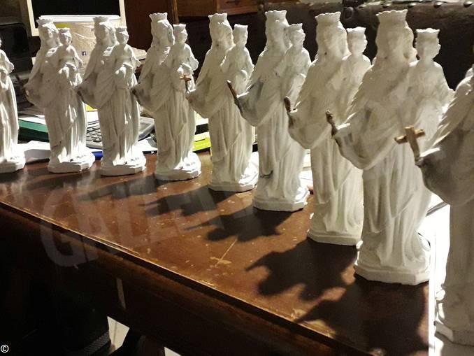 statuette mariane Diano