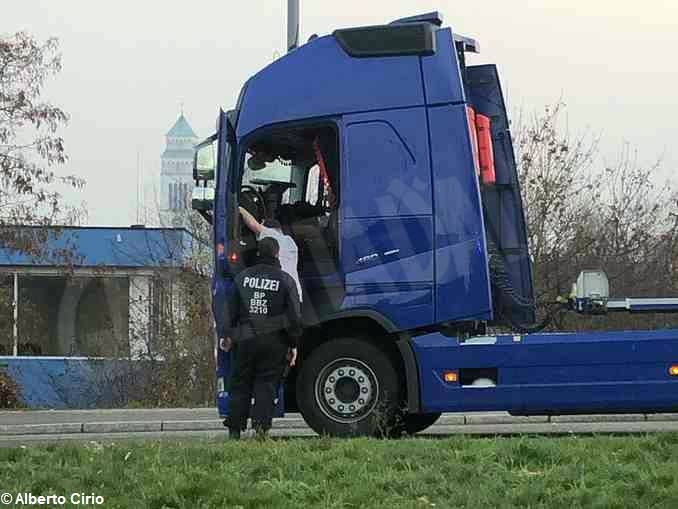 strasburgo controlli polizia 2