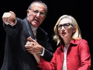 Luca Barbareschi al teatro Giorgio Busca di Alba con Il penitente