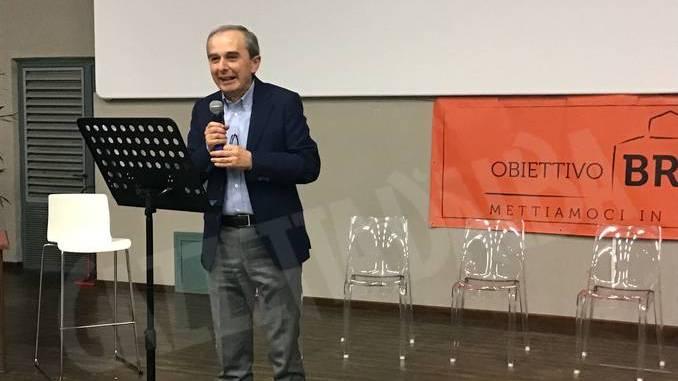Bra: Gianni Fogliato è ufficialmente il candidato del centro-sinistra