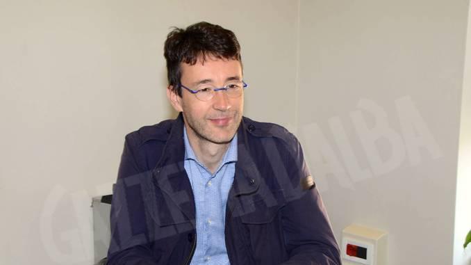 Giovanni Messori Ioli è il commissario dell'Asl di Asti