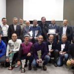 Premiati dall'Aci Cuneo piloti e navigatori più bravi del campionato sociale 2017