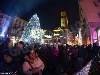 Il Capodanno in piazza del Duomo ad Alba e il concerto dell'Amf 4