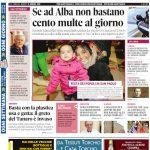 Le notizie principali del numero in edicola l'8 gennaio