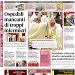 La copertina di Gazzetta d'Alba in edicola martedì 15 gennaio