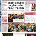 La copertina di Gazzetta d'Alba in edicola martedì 22 gennaio