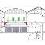 Complesso della Maddalena di Alba: più luce in galleria