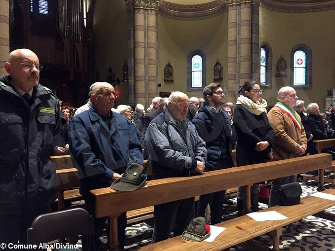 Padre Vincenzo Prandi ricordato nell'ambito della Giornata della memoria