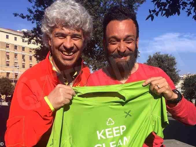 Ottanta chilometri di corsa nel parco della Sila, in Calabria: Roberto Cavallo prepara la sfida alle nevi più a Sud d'Europa