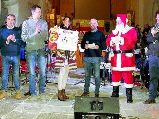 Grande successo per il concorso del dolce natalizio alla nocciola