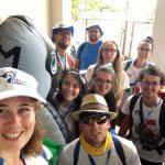 Gmg Panama: le giornate dei giovani sono iniziate