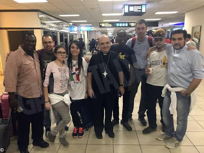 Gmg Panama: il gruppo arrivato in Centroamerica 1