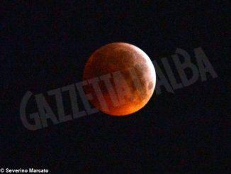 Le foto dell'eclissi di Luna 2