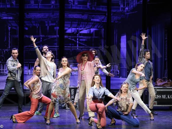 Kiss me, Kate, il musical torna sul palco di Bra