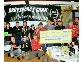 Il Natale di solidarietà raccoglie 4mila euro