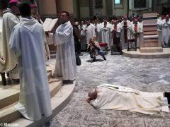 L'omelia di monsignor Marco Brunetti all'ordinazione episcopale  di padre Franco Moscone 3
