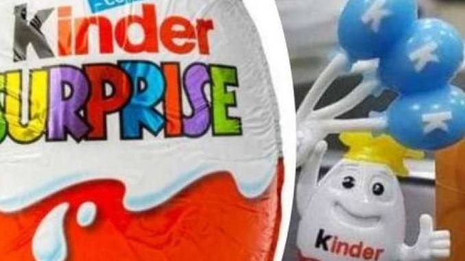 Sorpresa Kinder razzista? Ferrero respinge le accuse