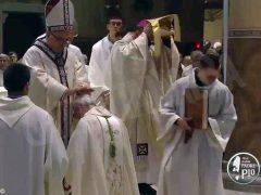 L'omelia di monsignor Marco Brunetti all'ordinazione episcopale  di padre Franco Moscone
