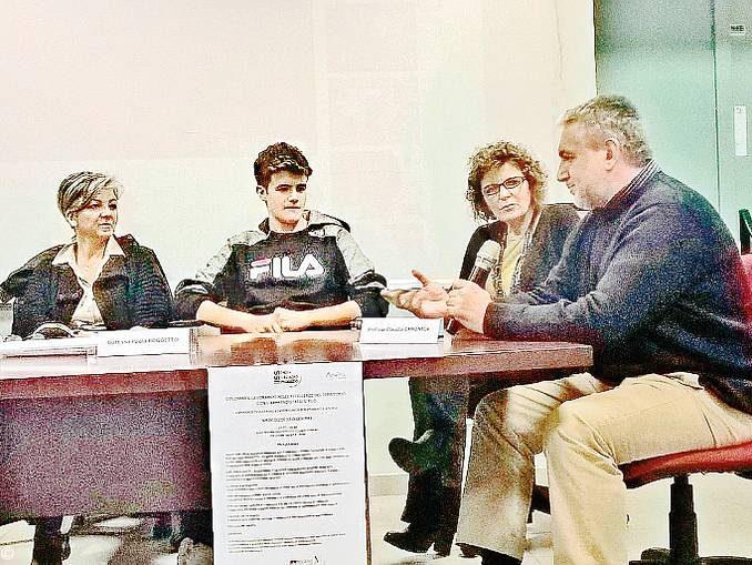 Studente-apprendista  per l'istituto Cillario di Cortemilia
