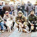 Un convegno e lasfilata dei cani chiudono la stagione del tartufo