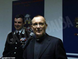 Il Vescovo di Asti visita il comando provinciale dei Carabinieri 1