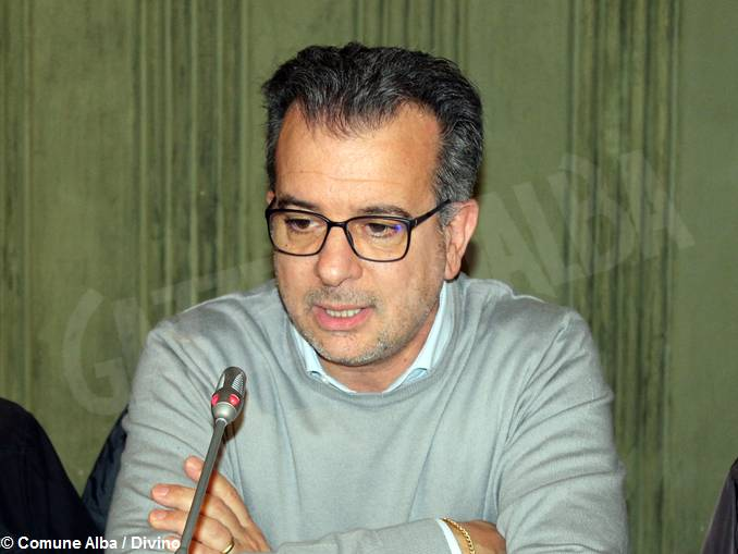 Agostino Clemente sostituisce Assunta Ciongoli nel Consiglio comunale di Alba