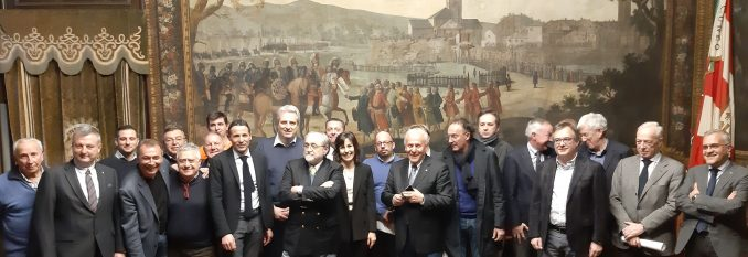 Giro d'Italia: presentato il comitato per la tappa Cuneo-Pinerolo 1